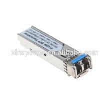 10GB CWDM SFP + módulo de transceptor óptico de fibra CWDM SFP + 1310nm 10km