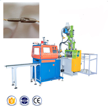 Garment Seal Hang Tag Injection Molding Machine