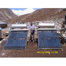Chauffe-eau solaire à tube sous vide