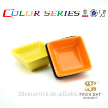 Großhandelschaozhou-keramische Lehmtabellenware, Umhüllungsschüsseln für Restaurant