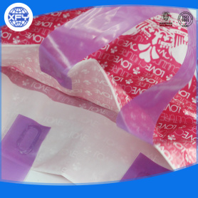 Cheap plastic packaging bag processing