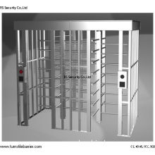 Pedestrian Full Height Turnstilers 998 for Security Access Control