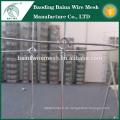 Alibaba china Versorgung super billigste elektrische Grasland Feldzaun / verzinkte Drahtzäune (Hersteller)
