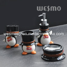 Kids Style Polyresin Bathroom Set (WBP0887A)