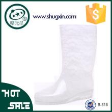chaussures de pluie pour femmes en plastique gelée chaussures de pluie femmes