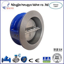 Modern fashion square hdpe flap check valve