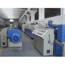 Línea de producción de tableros de PP de control de calidad
