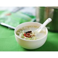 Caldo de sopa con salsa de caldo Haidilao
