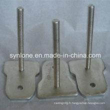 Pièces de boulonnage de métal d'OEM / ODM