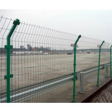 Highly Protecting Bilateral Wire Mesh Fence (PVC Coated)