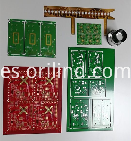 Various printed circuit boards