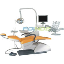 MODEL NAME: 2318 up type Chair Mounted Dental Unit /dental chair