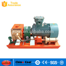 mining hydraulic prop power supply machine with explsoion-proof motor
