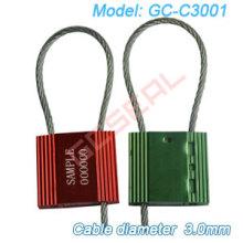 Уплотнение кабеля контейнера