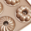 Non stick Mini 6szt Cups Donut Cake Pan