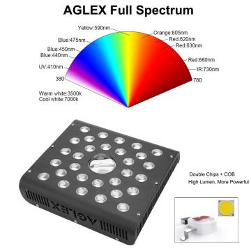 Full Spectrum LED Grow Lights with Veg Bloom