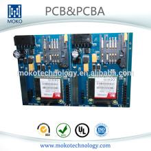 OEM Pet gps tracker circuit board, gps tracker PCBA