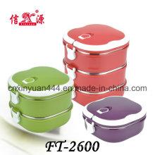 Aço inoxidável hermético manter quente lancheira (FT-2600)