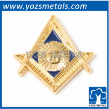 High Quality Custom Masonic Lapel Pin