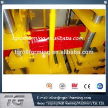 Einfache Bestellung Prozess Kamm Kappe hydraulische Maschine mit brillanter Qualität