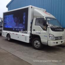 la exhibición llevada p10 de la alta calidad de China foron condujo el camión