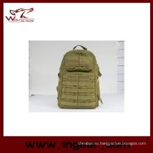 Al aire libre escuela de impermeable deporte militar mochila moda # 023