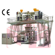 Blown-Down 3-Layer Co-Extrudion Film Machine (STJ)