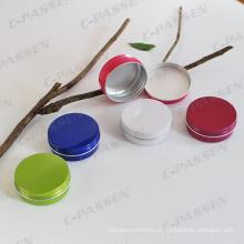 60г цветные алюминиевой подарок жестяная коробка из Китая