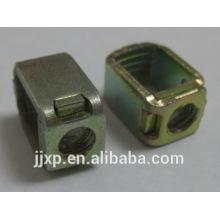 Medidor de eletricidade peças de estampagem de metal / medidor de eletricidade peças de perfuração de metal
