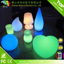 Lampe de table à LED / lampe à LED / lampe décorative LED