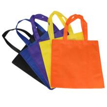 Saco de compras / saco não-tecidos (multicolor)