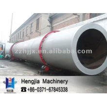 Rotary Drum Dryer For Mental Power
