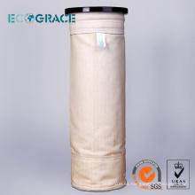 Hangzhou de bajo precio Homopolímero bolsas de filtro de acrílico