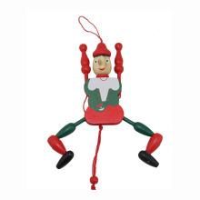 marioneta de marioneta de pinocho de madera al por mayor