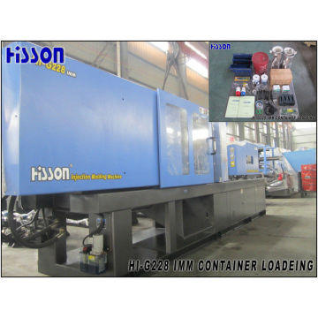 Injeção de plástico Horizontal 228T, moldando máquinas Oi-G228