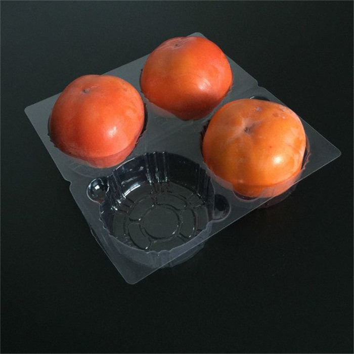 Plastic Persimmon Tray