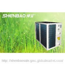 Swimming pool heat pump water heater &cooler