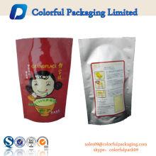 Aluminiumfolie-Retorten-Beutel für die Lebensmittelverpackung (hohe Temperaturbeständigkeit)