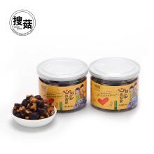 Aperitivos de hongos Shiitake de Fried Oyster a temperatura baja, fritos y sabrosos de China