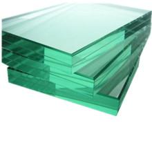 Hoja de vidrio laminado templado para barandilla