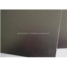 Panneau de mise en valeur Composite graphite