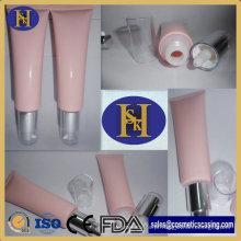 Embalagens de cosméticos tubo plástico de PE