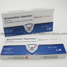 OEM Acceptable Curative Antimalaria Drug Artemisinin Injection