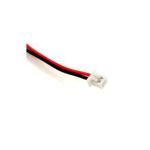 chicote de fiação do servo motor CA com conector de 2 pinos