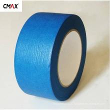 Long holding power blue masking binding tape for light duty packing