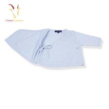 New Born Baby Vêtements Bébés Cachemire Laine Cardigan Chandail