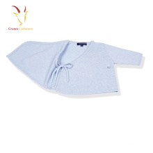 New Born Baby Clothing Bebês Cashmere Lã Cardigan Sweater