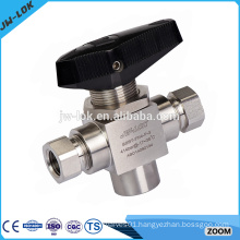 China professional manufacturer full bore ball valve