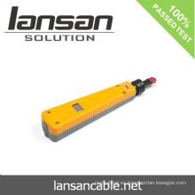 Alicates para herramientas de perforación de cables de red