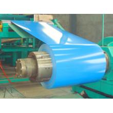 Bobina de aço revestida a cores PPGI